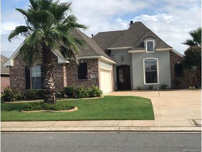 Bossier City Single Family Home For Sale: 213 Antietam Drive
