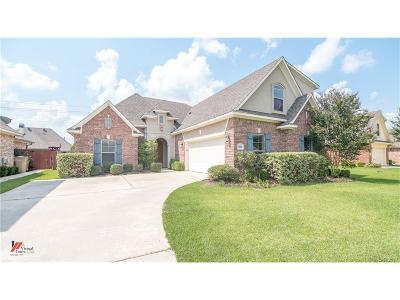 Bossier City Single Family Home For Sale: 830 Entrada Street