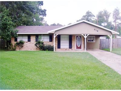 Shreveport Single Family Home For Sale: 516 Rutledge Street