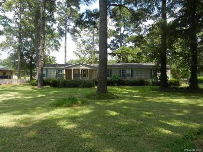 Haughton Single Family Home For Sale: 980 Stewart Road