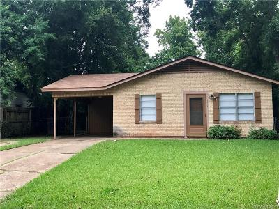 Bossier City LA Single Family Home For Sale: $59,900