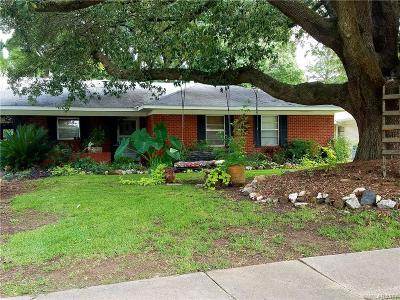 Benton, Bosier City, Bosseir City, Bossier, Bossier City, Haughton, Greenwood, Keithville, Sheveport, Shreveort, Shreveport, Shreveport-, Shreveport/blanchard, Stonewall Single Family Home For Sale: 2403 Waverly Drive