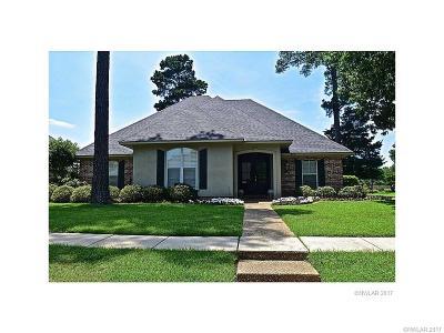 Bossier, Bossier City, Bossier', Shreveport, Sheveport, Shreveort, Shreveport-, Shreveport/blanchard, Shreverport Single Family Home For Sale: 10100 Poydras Street
