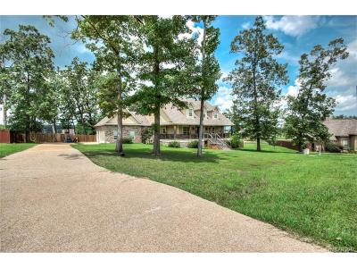 Haughton Single Family Home For Sale: 306 Boulder Drive