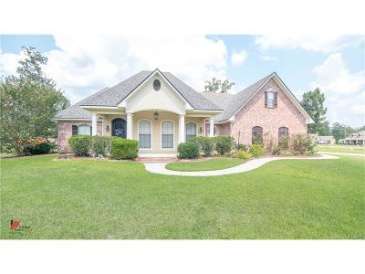 Haughton Single Family Home For Sale: 410 Rimstone Drive