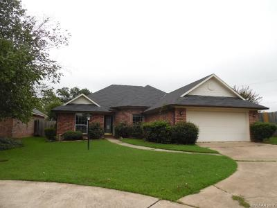 Single Family Home For Sale: 9129 Coral Bells Court