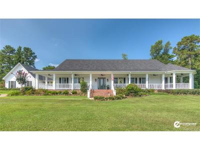Single Family Home For Sale: 2298 Hwy 160 Highway