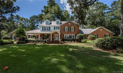 Shreveport Single Family Home For Sale: 5005 Old Mooringsport Road