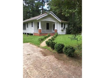 Shreveport LA Single Family Home For Sale: $70,000
