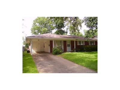 Bossier City Single Family Home For Sale: 2013 Solar Lane
