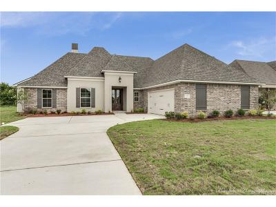 Single Family Home For Sale: 1037 Spanish Moss Circle