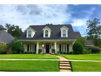 Bossier, Bossier City, Bossier', Shreveport, Sheveport, Shreveort, Shreveport-, Shreveport/blanchard, Shreverport Single Family Home For Sale: 301 Gramercy Court