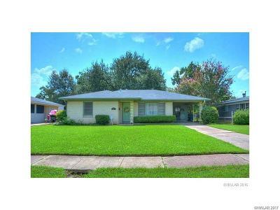 Bossier City Single Family Home For Sale: 2912 Eugene Street