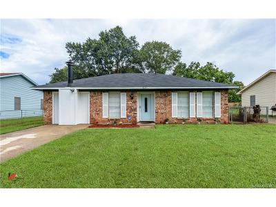 Shreveport Single Family Home For Sale: 6462 Jefferson Paige Road