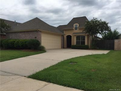 Bossier City Single Family Home For Sale: 315 Chancellorsville Court