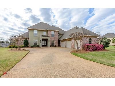 Shreveport LA Single Family Home For Sale: $344,900