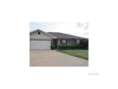 Bossier City Single Family Home For Sale: 5204 Lauri Lane