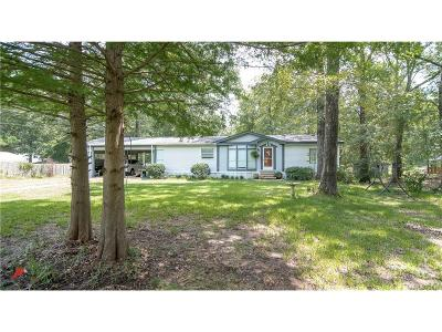 Haughton Single Family Home For Sale: 152 Vickers Road