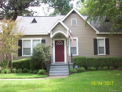 Bossier, Bossier City, Bossier', Shreveport, Sheveport, Shreveort, Shreveport-, Shreveport/blanchard, Shreverport Single Family Home For Sale: 907 Anniston Avenue
