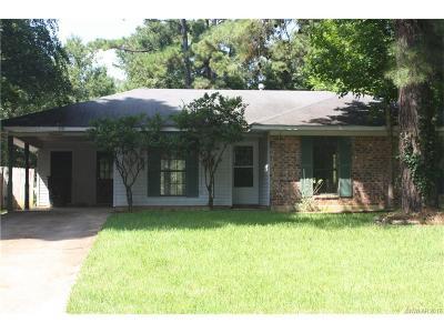 Shreveport Single Family Home For Sale: 438 Gravois Drive