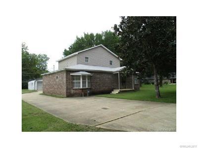 Bossier, Bossier City, Bossier', Sheveport, Shreveort, Shreveport, Shreveport-, Shreveport/blanchard, Shreverport Single Family Home For Sale: 6878 Morrison Drive