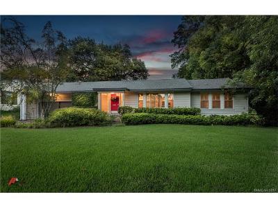 Bossier, Bossier City, Bossier', Shreveport, Sheveport, Shreveort, Shreveport-, Shreveport/blanchard, Shreverport Single Family Home For Sale: 432 College Lane