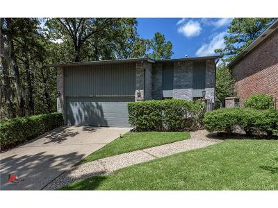 Shreveport Single Family Home For Sale: 5623 Willow Crest Drive