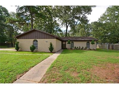 Sheveport, Shreveort, Shreveport, Shreveport-, Shreveport/blanchard, Shreverport, Shrveport Single Family Home For Sale: 8818 Bayonne Drive