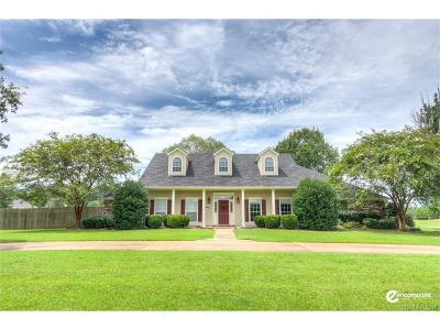 Keithville Single Family Home For Sale: 10744 Saint Charles Place