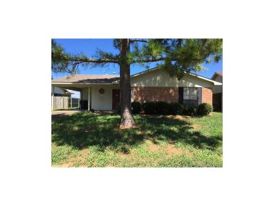 Bossier City Single Family Home For Sale: 4819 General Ewell Drive