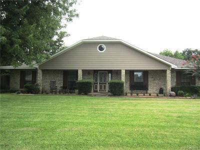 Bossier City Single Family Home For Sale: 107 Ashley Circle