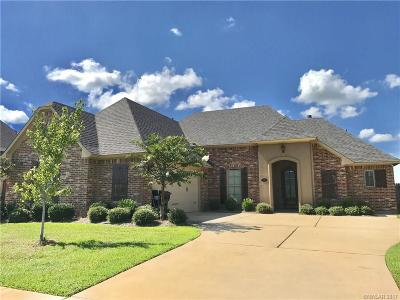 Single Family Home For Sale: 6123 Kateland Circle