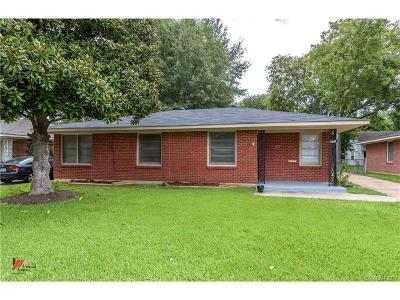 Bossier, Bossier City, Bossier', Sheveport, Shreveort, Shreveport, Shreveport-, Shreveport/blanchard, Shreverport Single Family Home For Sale: 471 Atlantic Avenue