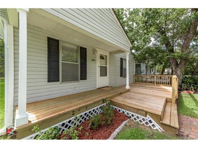 Sheveport, Shreveort, Shreveport, Shreveport-, Shreveport/blanchard, Shreverport, Shrveport Single Family Home For Sale: 3414 Riviera Street