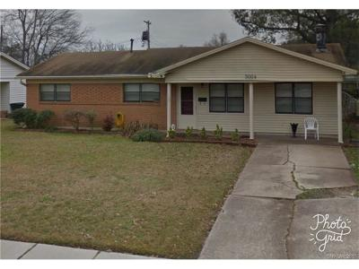 Bossier City Single Family Home For Sale: 3004 Donald Drive