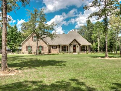Benton Single Family Home For Sale: 15655 Highway 157