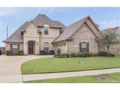 Bossier City LA Single Family Home For Sale: $284,500