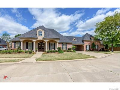 Bosier City, Bossier, Bossier Cit, Bossier City, Bossier Parish, Bossier` Single Family Home For Sale: 245 Macey Lane