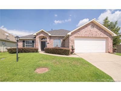 Shreveport Single Family Home For Sale: 9841 Paragon Lane