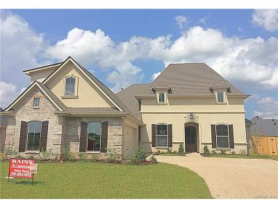 Bossier City Single Family Home For Sale: 649 Dumaine Drive