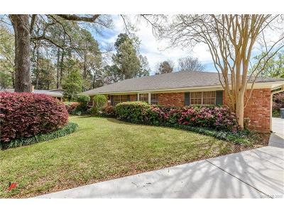 Spring Lake Estates Single Family Home For Sale: 621 Wilbrahm Court