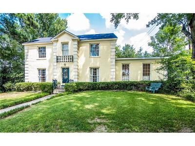 Shreveport Single Family Home For Sale: 802 Slattery Boulevard