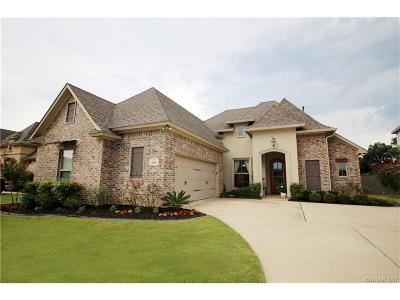 Bossier City Single Family Home For Sale: 606 Glenshire Drive