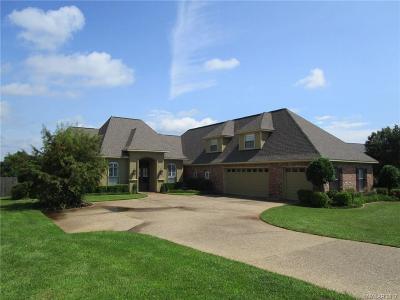 Shreveport Single Family Home For Sale: 2319 Fernbrook Drive