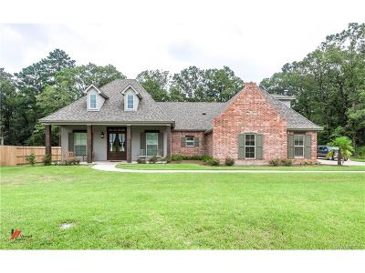 Stonewall Single Family Home For Sale: 479 Ramsey Drive
