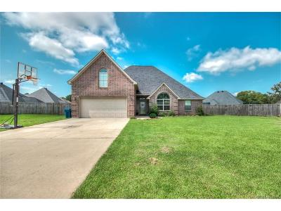 Benton Single Family Home For Sale: 208 Lafield Lane