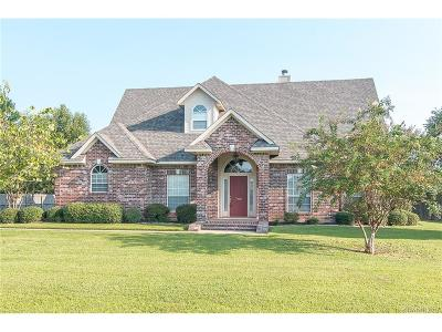 Bossier City Single Family Home For Sale: 703 Duckwater Landing