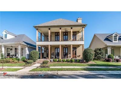 Provenance Single Family Home For Sale: 1940 Shaded Willow Lane #Lot 174