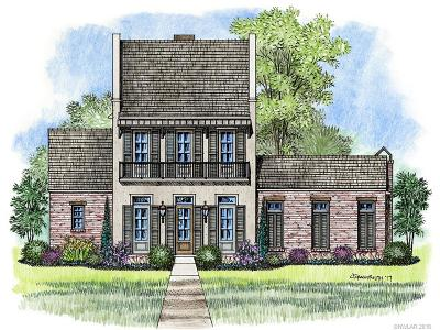 Provenance Single Family Home For Sale: 3107 Newberry Lane #Lot 366