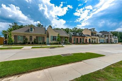 Shreveport Condo/Townhouse For Sale: 2037 Woodberry Avenue #Lot 3